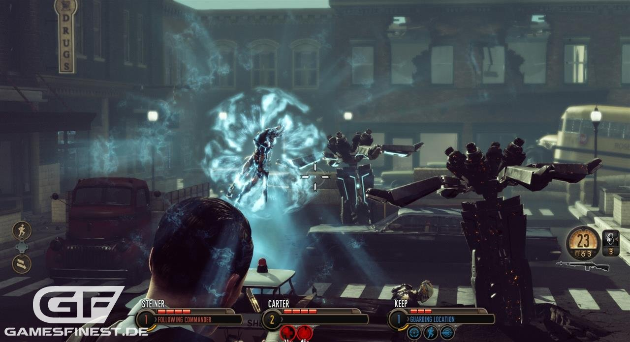 The bureau xcom declassified erstes gameplay material for Bureau 13 pc game