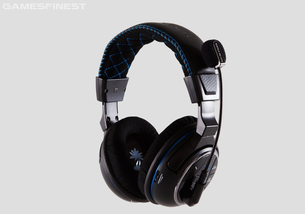 Headset Turtle Beach Wireless Ear Force Px