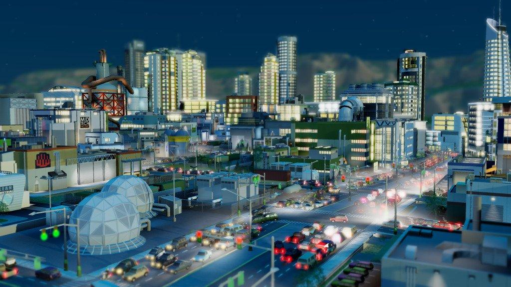 Test Simcity Städte Der Zukunft