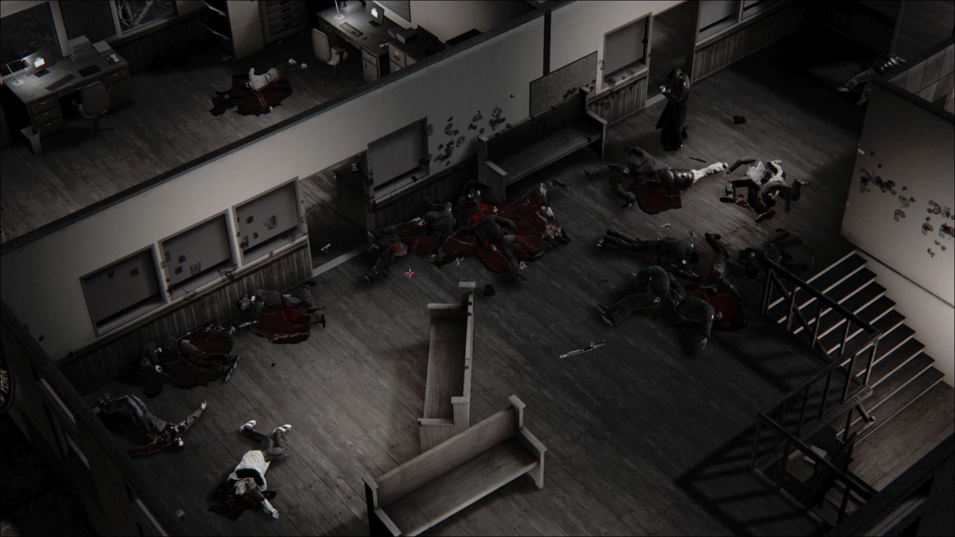 hatred screenshot 2