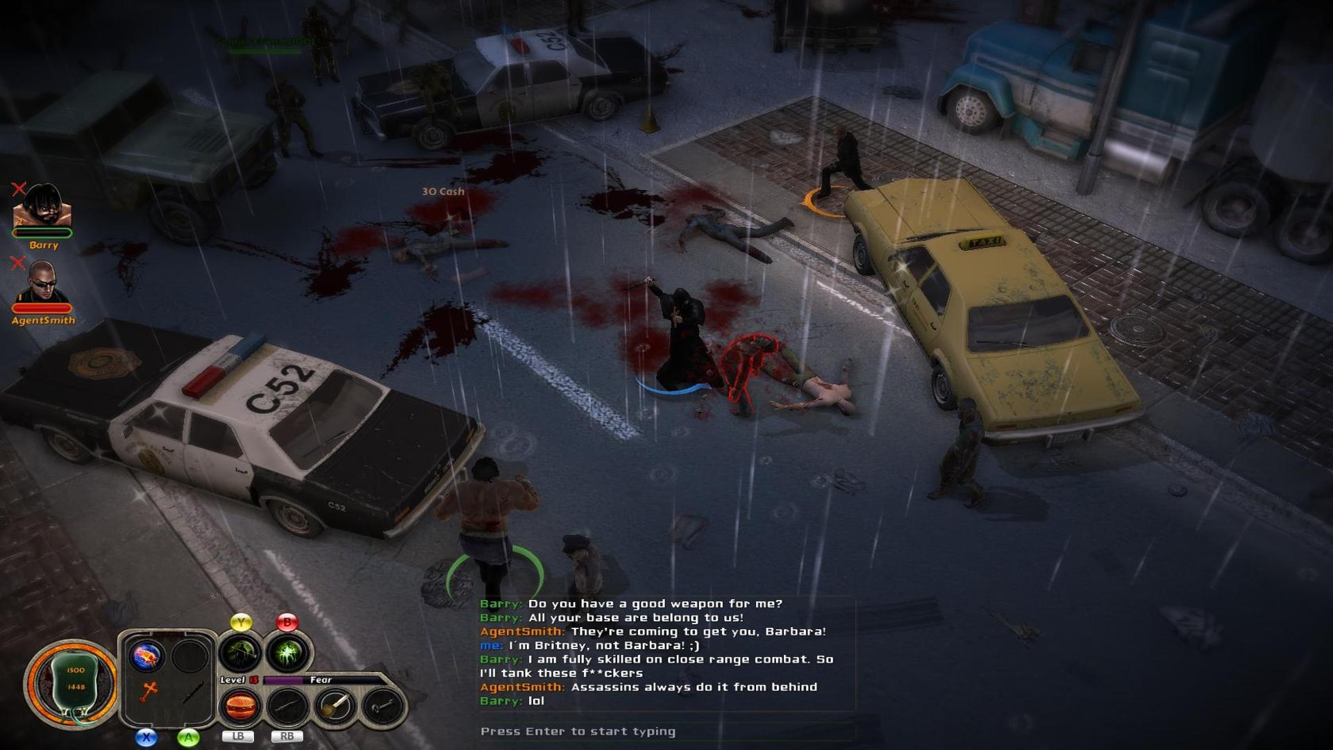 trapped dead lockdown zombies screenshot