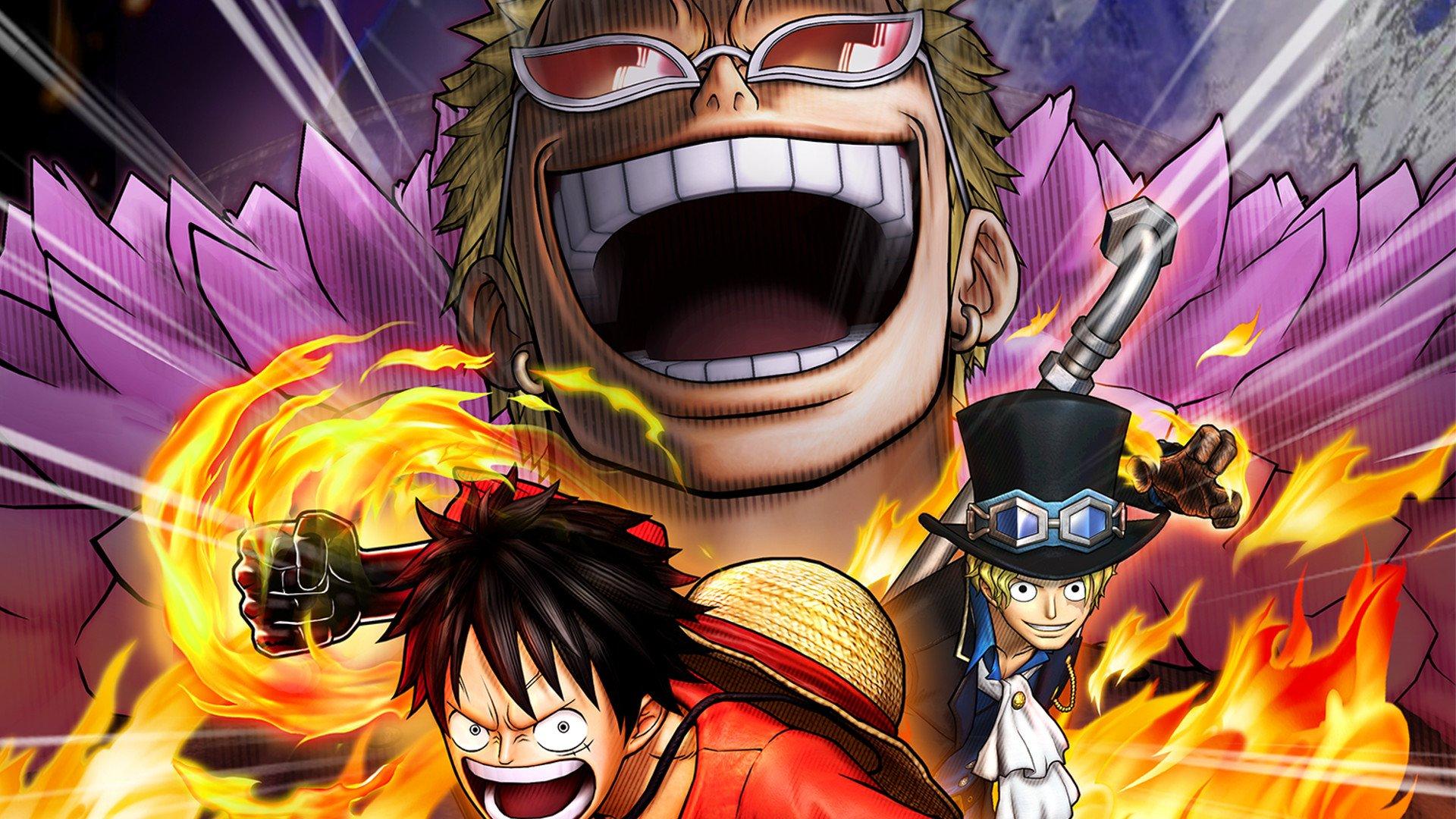 Test One Piece Pirate Warriors 3