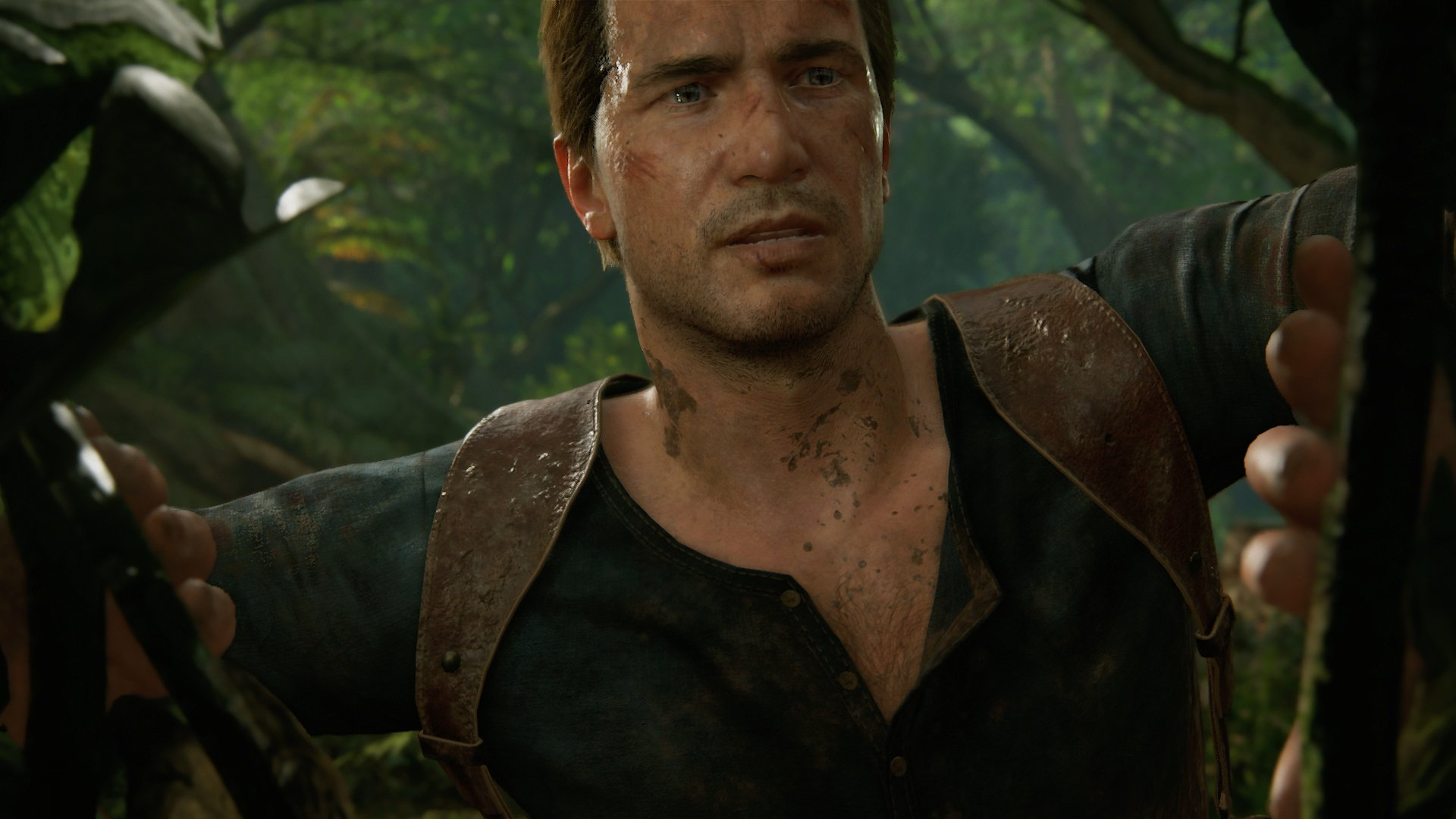Uncharted 4 A Thiefs End title 1080p