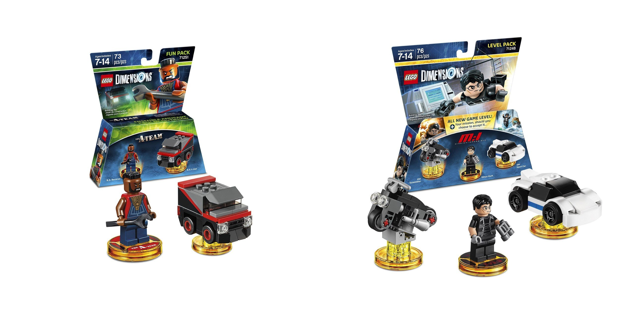 ateam missionsimpossible lego dimensions