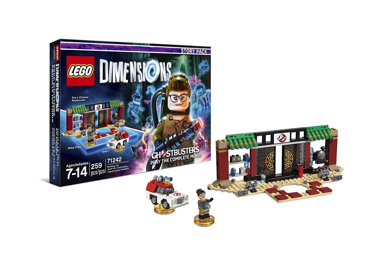 legodimensions ghostbuster story pack