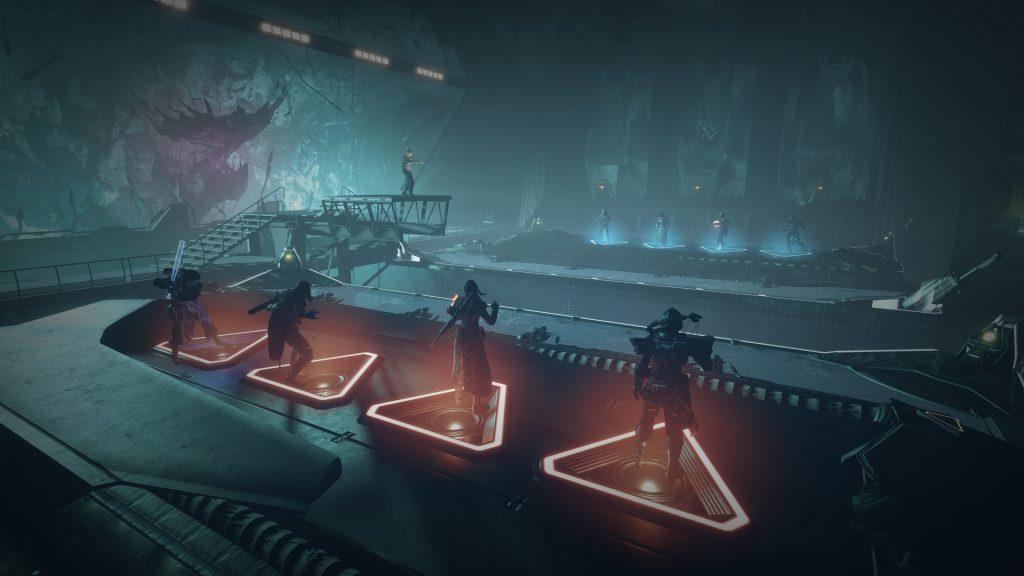 Destiny 2 - Gambit (Schiff)