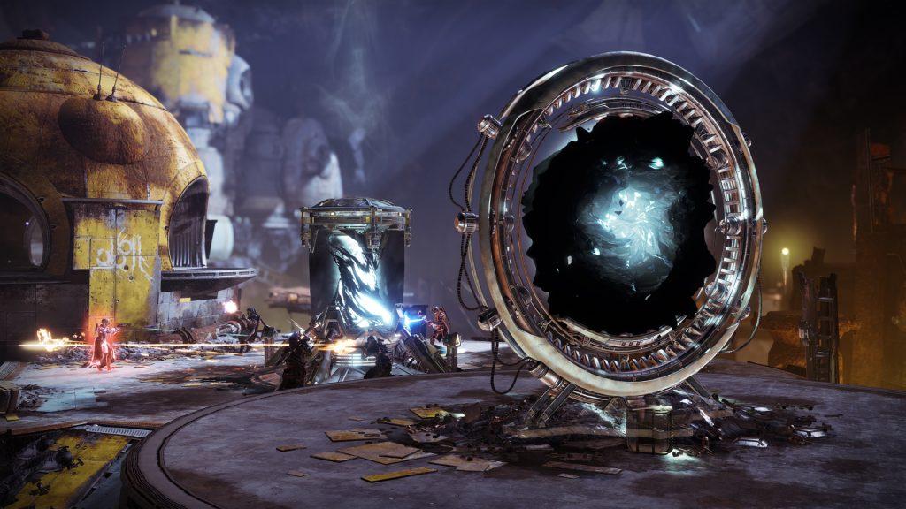 Destiny 2 - Gambit (Portal)
