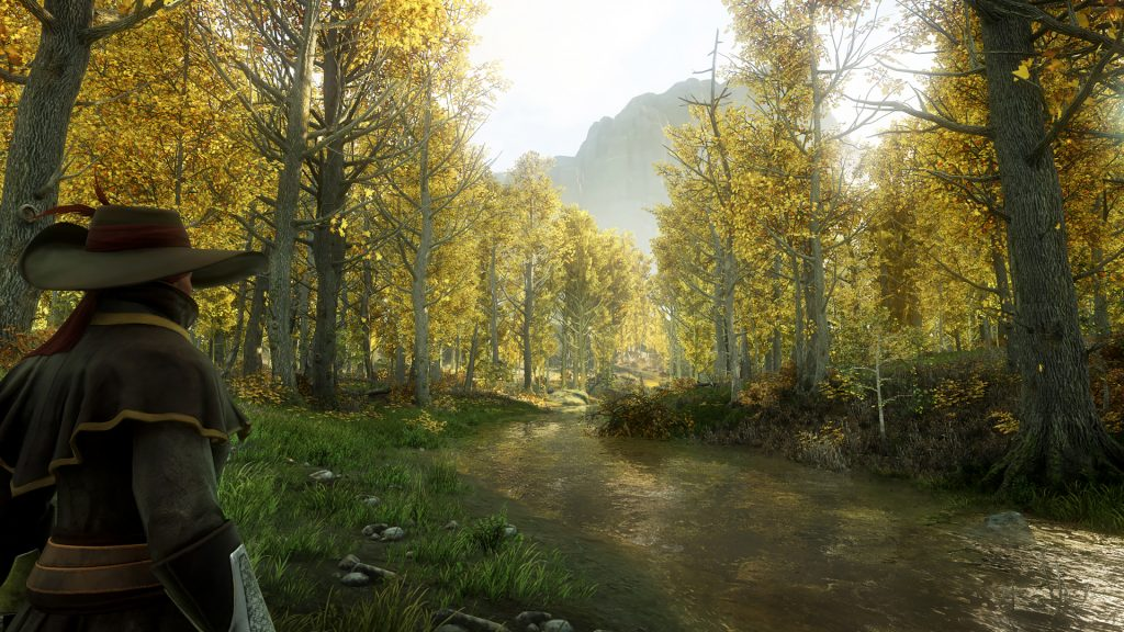 New World - Screenshot - Landschaft