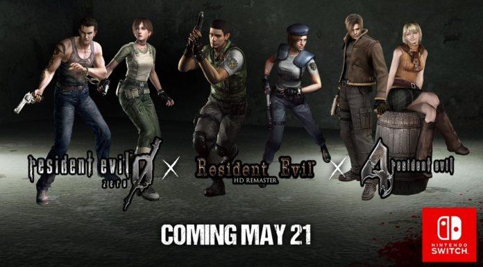Resident Evil / Nintendo Switch